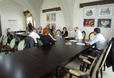 Stretnutie pracovnej skupiny pre soc. poľnohospodárstvo